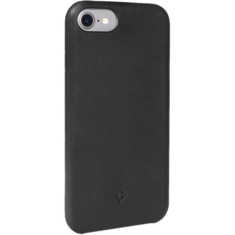 Twelve South Relaxed Leather case for iPhone 7/6/6S (Black) image