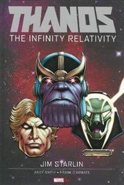Thanos: The Infinity Relativity by Jim Starlin