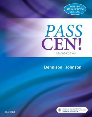 PASS CEN! by Robin Donohoe Dennison image