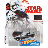 Hot Wheels: Star Wars Character Car - Captain Phasma