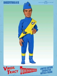 "Thunderbirds: Virgil Tracy - 12"" Articulated Figure"