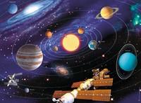 Ravensburger : Solar System Puzzle 500pc