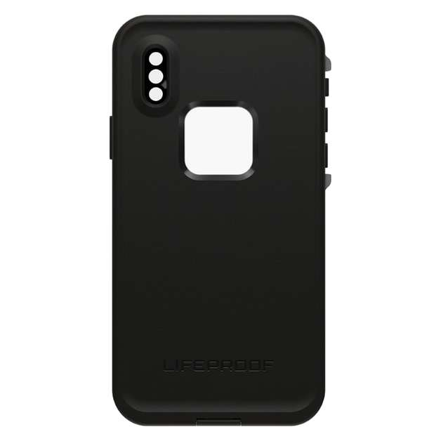 LifeProof: Fre for iPhone XS - Black