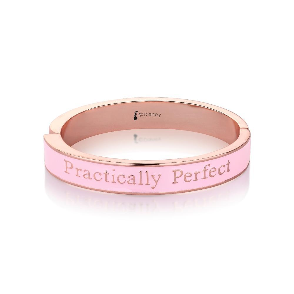 Disney: Mary Poppins Practically Perfect Bangle - Rose Gold image