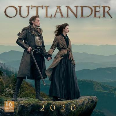 Outlander 2020 Square Wall Calendar by Starz