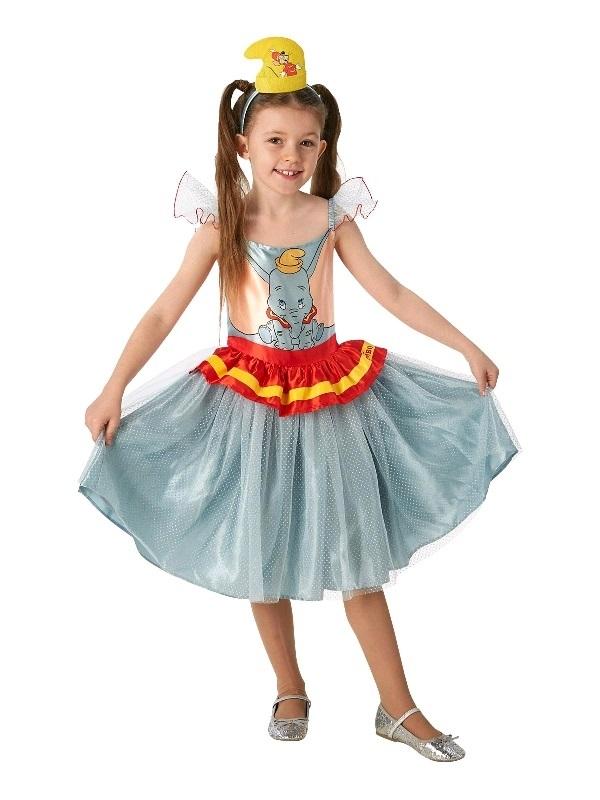 Disney: Dumbo Tutu Dress - Children's Costume (Medium)