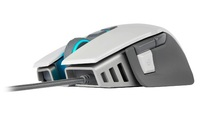 Corsair M65 Elite RGB Tunable FPS Gaming Mouse (White) for PC