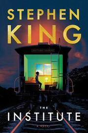 The Institute by Stephen King image