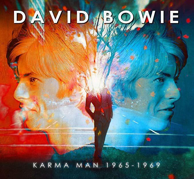 Karma Man by David Bowie image