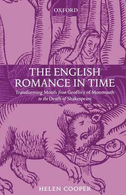 The English Romance in Time by Helen Cooper image