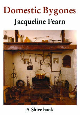 Domestic Bygones by Jacqueline Fearn image