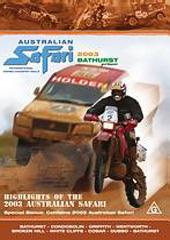 2003 Highlights Of The Australian Safari on DVD