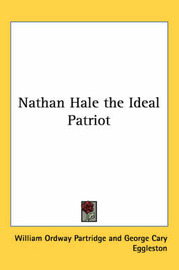 Nathan Hale the Ideal Patriot by William Ordway Partridge image