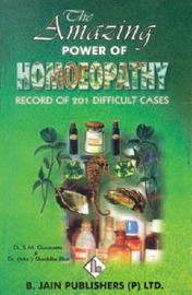 Amazing Power of Homoeopathy by S.M. Gunavante image