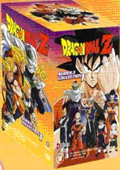Dragon Ball Z - Series 3: Collection 1 (8 Disc Box Set) on DVD