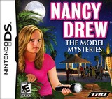 Nancy Drew The Model Mysteries for Nintendo DS