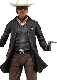 The Lone Ranger 1/4 Scale Action Figure image