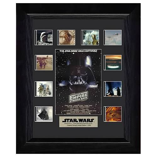 FilmCells: Mini-Montage Frame - Star Wars (The Empire Strikes Back)