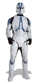 Star Wars Clone Trooper Deluxe Costume (Standard)