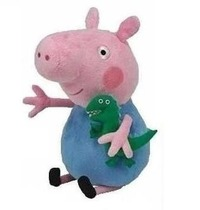 Peppa Pig - George TY Buddy