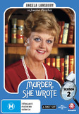 Murder, She Wrote - Season Two DVD