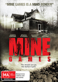 Mine Games on DVD