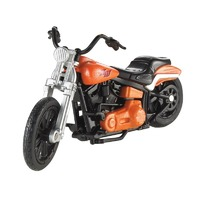 Hot Wheels 1:18 Scale Street Power Bike Case - Rollin' Thunder
