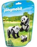 Playmobil: Zoo Theme - Panda Family (6652)