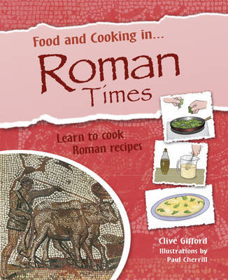 Roman Times by Clive Gifford image