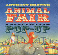 The Animal Fair by Anthony Browne image