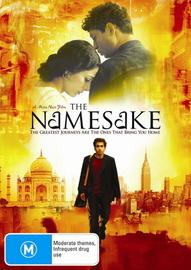 The Namesake on DVD image