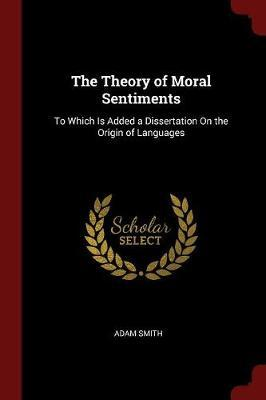 The Theory of Moral Sentiments by Adam Smith image