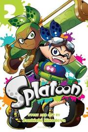 Splatoon, Vol. 2 by Sankichi Hinodeya