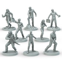 Star Trek Adventures Miniatures: The Next Generation