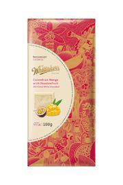 Whittaker's Destination Columbia - Columbian Mango & Tangy Passionfruit (100g)