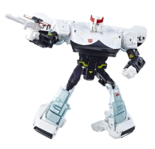 Transformers: War For Cybertron - Deluxe - Prowl