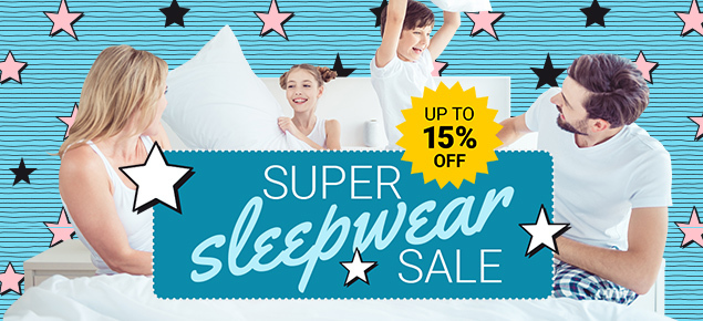 Super Sleepwear Sale