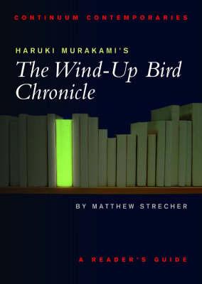 """Haruki Murakami's """"the Wind-up Bird Chronicle"""" image"""