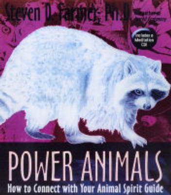 Power Animals: How to Connect with Your Animal Spirit Guide by Steven Farmer image