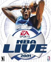 NBA Live 2001 for PC Games