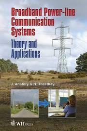 Broadband Power Line Communications Systems by J. Anatory image