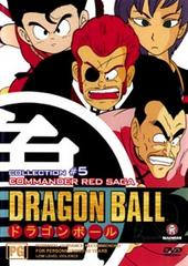Dragon Ball - Collection 05 - Commander Red Saga (2 DVD) on DVD