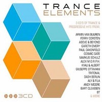 Trance Elements (3CD) by Various