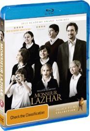 Monsieur Lazhar on Blu-ray image