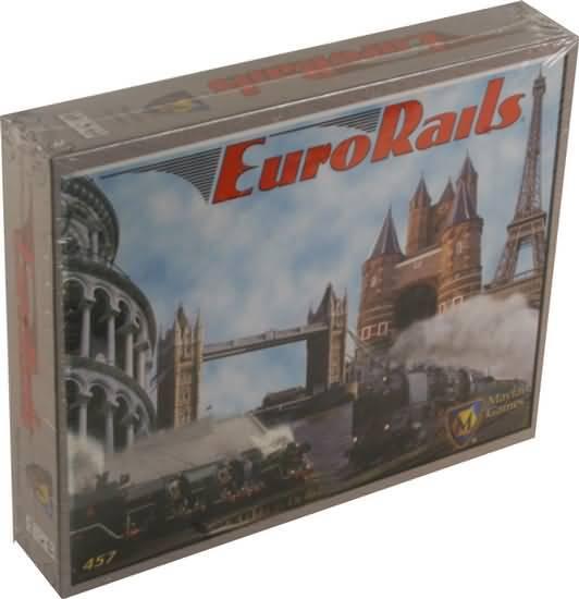 Eurorails image