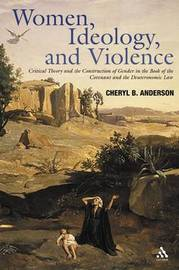 Women, Ideology and Violence by Cheryl Anderson image
