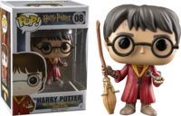 Harry Potter - Harry Quidditch Pop! Vinyl Figure image
