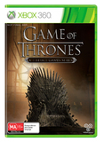 Game of Thrones Season One for Xbox 360
