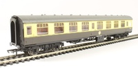 Hornby: BR Mk1 Coach Corridor Brake 2nd Class - Crimson & Cream