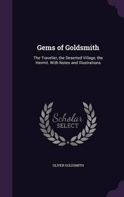 Gems of Goldsmith by Oliver Goldsmith image